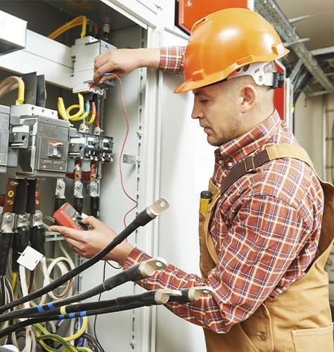 Услуги электрика в Ульяновске