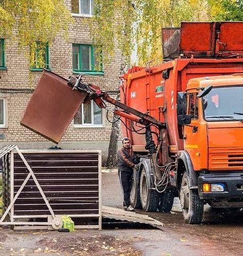 Услуги по вывозке мусора в Ульяновске