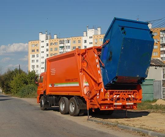 Вывоз мусора в Ульяновске и Ульяновской области