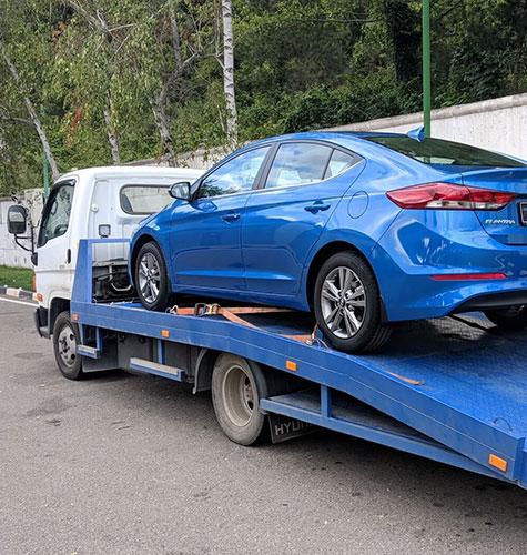 Транспортировка легковых авто в Ульяновске
